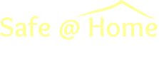 Safe @ Home Senior Care Logo